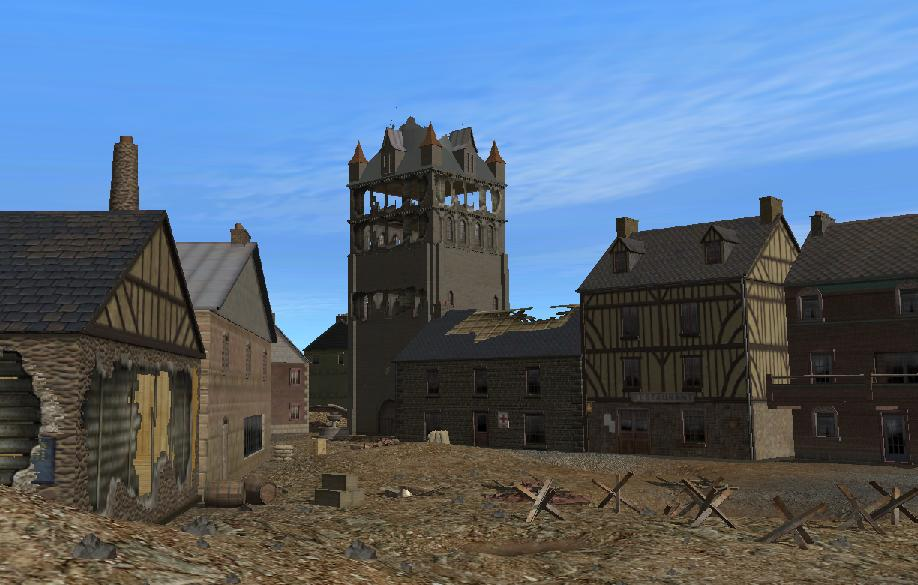 Ramelle France Map.How Many Have Scenarios In The Works Cm Normandy Maps And Mods